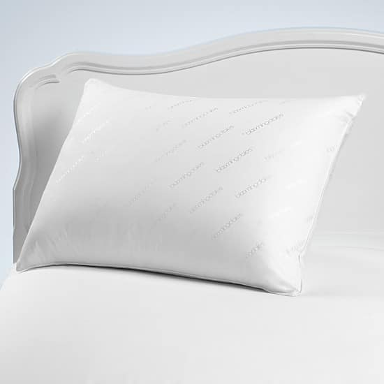 """Bloomingdale's Classic 28"""" Euro Pillow $8 + free shipping"""