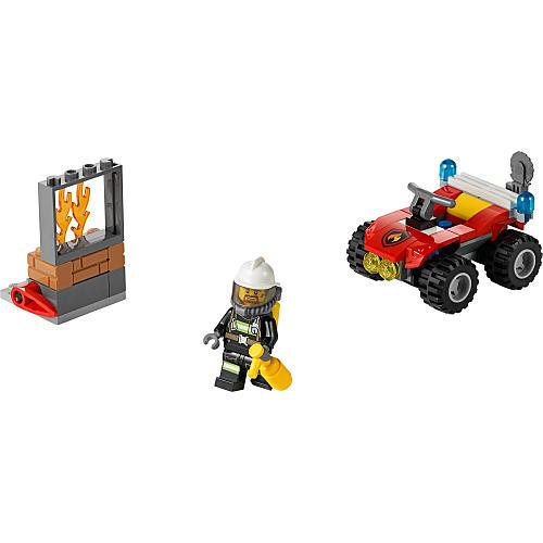 Lego City: Tire Escape, Fire ATV or Deep Sea Scuba Scooter 2 for $8