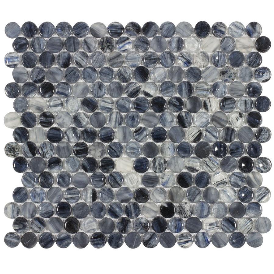 "12"" x 12"" allen + roth Piano White Straight Stack Mosaic Glass Wall Tile $3.12, 12"" x 12"" Elida Ceramica Gelato Penny Round Mosaic Glass Wall Tile $3.74 + Free pickup Lowes (YMMV)"