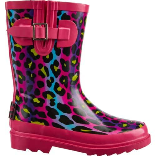 Austin Trading Co. Women's, Boys' or Girls' Rubber Boots $6 + free shipping