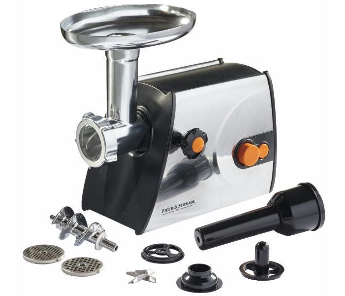 Field & Stream #8 Electric Meat Grinder $32.50, More + free shipping on $25+