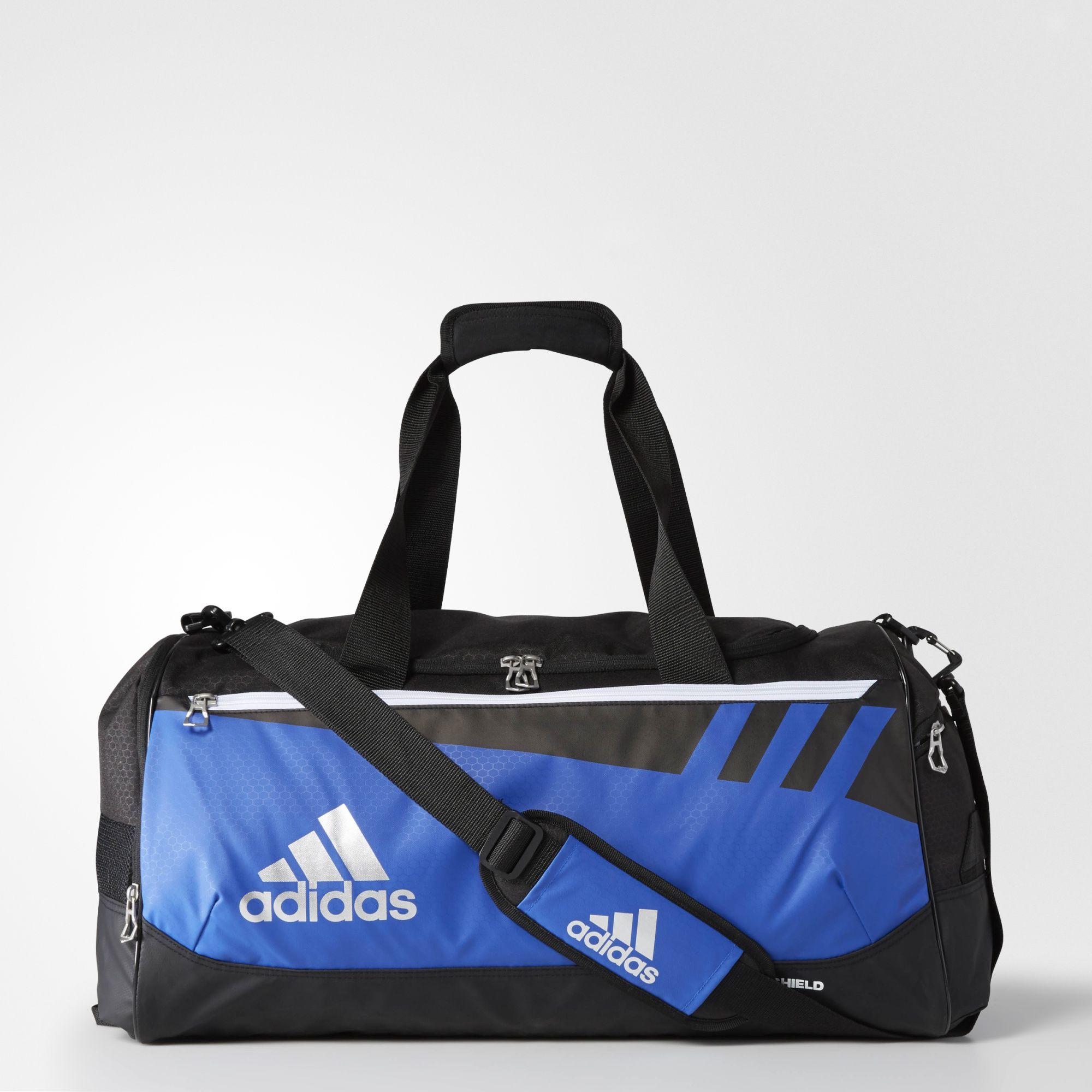 ffce181ab1 Adidas Team Issue Medium Duffel Bag (Bold Blue) - Slickdeals.net