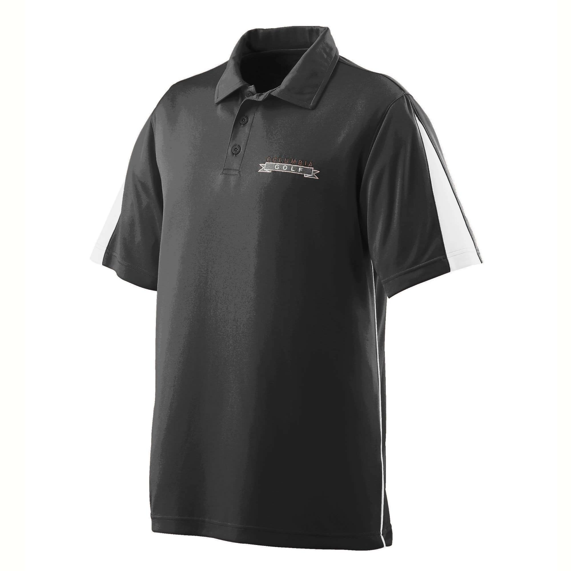 Augusta Active: Poly Spandex Polo $5, Men's Wicking Duo Knit Game Shorts $5, Revolution Jacket $8, Women's Synergy Pullover $7, More + free shipping $4.98
