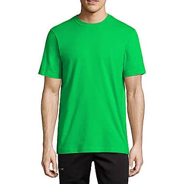 Xersion Men's Short Sleeve Crew Neck T-Shirt $2.38 + free store pickup at JCPenney