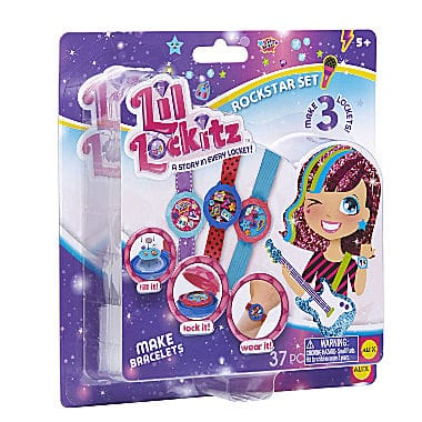 Alex Toys Lil Lockitz Craft Kit $2.69, Fashion Plates Travel Set $4.19, Shopkins Pop N' Race Game $5.19, More + free shipping