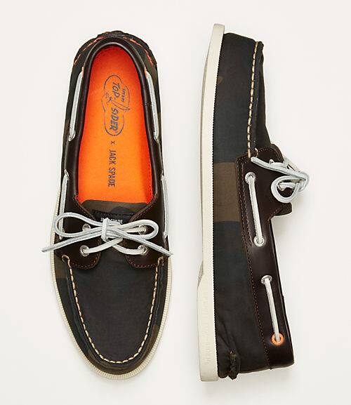 Jack Spade Extra 50% Off: Jack Spade Men's X Sperry A/O Boat Shoe $35, X Sperry Cloud Slip On or CVO $26.50, More + free shipping