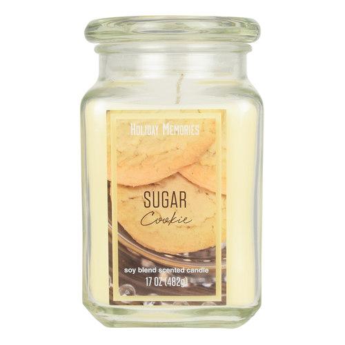 17-Oz Holiday Memories Fall Scented Jar Candles (various) $3.60 + free store pickup at Kohls