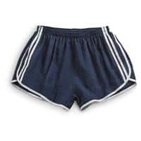 "3"" French Military Issue Sport Shorts 10 for $10 + free shipping ($1 each)"