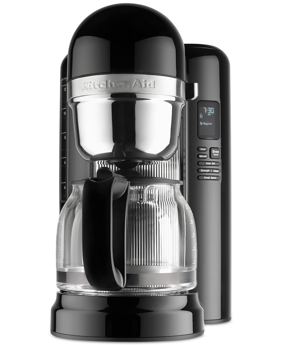 Kitchenaid 12-Cup Drip Coffee Maker (KCM1204OB) $55 after rebate + free instore pickup at Macys