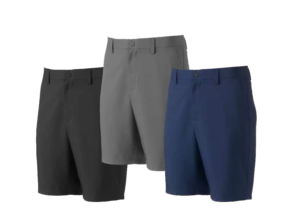 308f548f1fe4 Kohls Cardholders: Fila Sport Golf Men's Performance Shorts (various) 3 for  $29.73 +