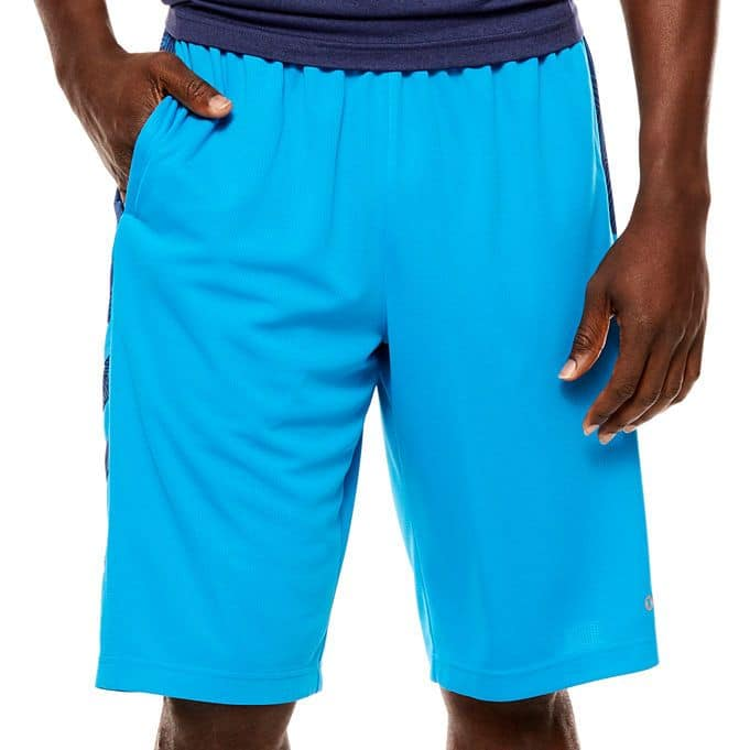 Xersion Men's Basketball Shorts $4.20, St. John's Bay Classic Fit Woven Cargo Shorts $4.80, Much More + free ship to store on $25+