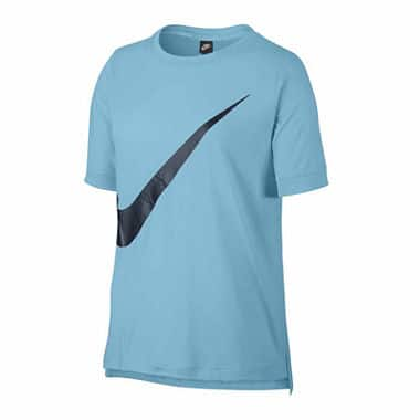5e4f6b8f2 Nike Women's Apparel: Cropped Pants $12, Swoosh Short Sleeve Tee ...