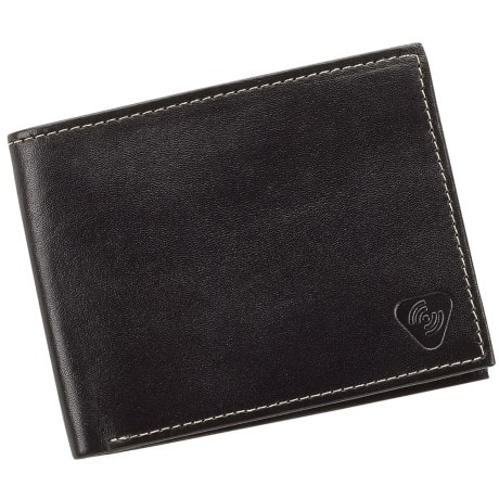 Lewis N. Clark RFID-Blocking Bi-Fold Leather Wallet $6.50, Dopp Carson RFID Pull-Tab Wallet $7, Timberland Blix Slimfold Leather Wallet $10, More + free shipping