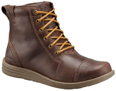 "Columbia Men's Irvington 6"" Leather Waterproof Boot $56 + free shipping"