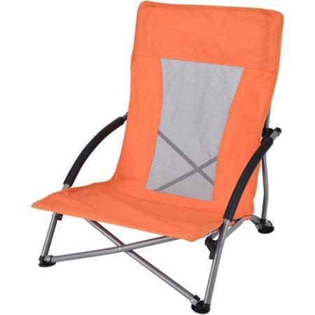 Ozark Trail Low-Profile Folding Chair (2 colors) $7.67 + free store pickup at Walmart