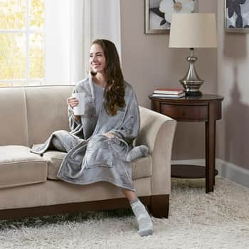 Premier Comfort Reader's Wrap with Sock Set $10 + free ship at $49