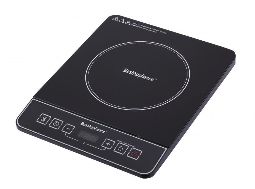 BestAppliance 1500W Portable Induction Cooktop $24 + free shipping