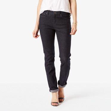 Dockers Coupon: 40% Off: Women's Skinny Fit Jean (black) $9.58, Men's Big & Tall Easy Khaki Pleat Pants $15, Marina Khaki, Athletic Fit (dark pebble) $15, More + free shipping