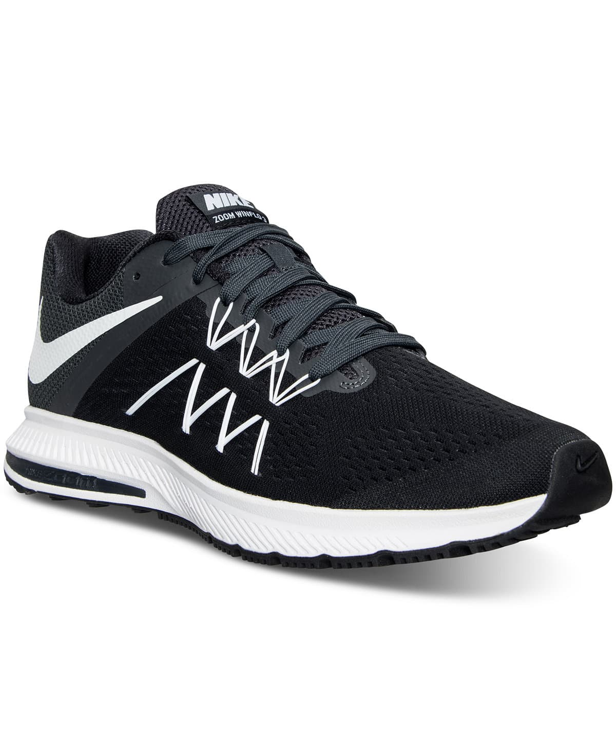 *working again* Nike Men's Air Zoom Winflo 3 Running Sneakers $30, adidas Men's AlphaBounce Running Sneakers $34, Nike Men's Air Mavin Low II Basketball Sneakers $30 + FS on $49+