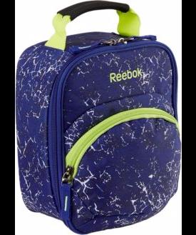 Reebok Ridgeway Lunch Bag $3.75, Reebok Canyon Backpack  $11.25 + Free Shipping