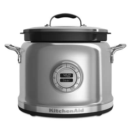 KitchenAid Multi-Cooker w/ Stir Tower Accessory $99 + free shipping