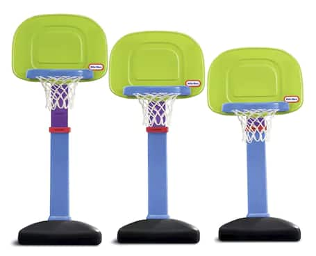 Little Tikes Easy Score Basketball Hoop Set $18 + free store pickup at Kohls