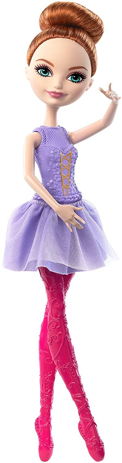 Ever After High Ballet Holly O'Hair Doll $2.50 + free ship with Prime or on orders over $25