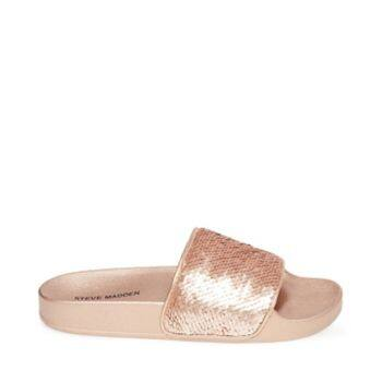 Steve Madden: Women's Softey-S Slide $12.50, Freeman Suede Lace Back Flat $12.50, Bags from $10, More + $3.50 shipping