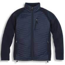 Champion Men's Fleece Jackets: Full Overlay Quilted $14.25, Partial Overlay $14.25, 2-Tone $14.25, More + free shipping on $25+