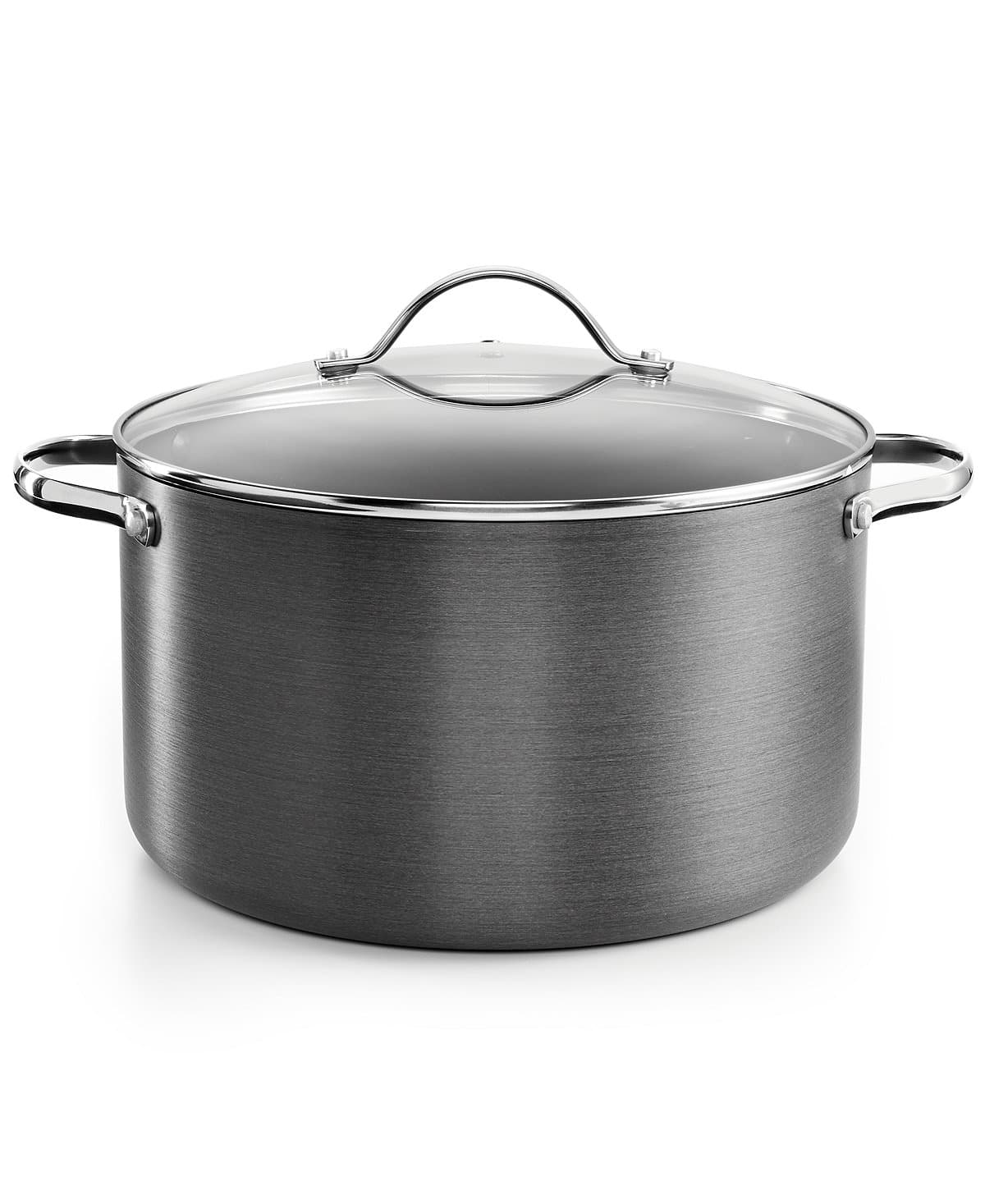 Tools of the Trade: Hard-Anodized 8-Qt. Casserole w/ Lid $10 after rebate, 3-Pc Fry Pan Set $10 after rebate, More + free ship on $25+