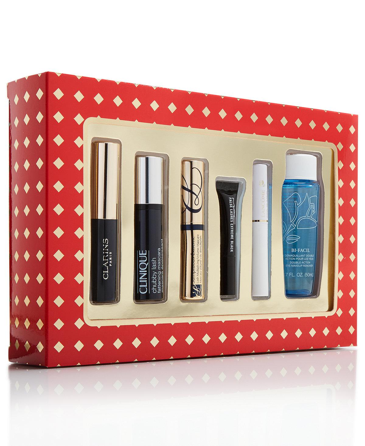 6-Piece Mascara Sampler Gift Set $10 + free shipping