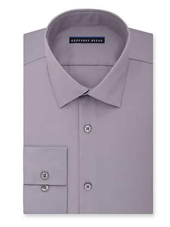 Geoffrey Bean Men's Non-Iron Dress Shirt (various) $12 + $4 shipping, more