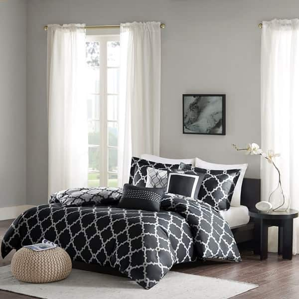 6-Piece Duvet Cover Sets from $20, 7-Piece Canyon Comforter Set (queen or cal king) $30, 7-Piece Marvin Comforter Set (queen) $25, More + $6 shipping
