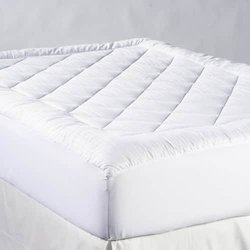 Chaps 500-Thread Count Maximum Comfort SuPima Cotton Mattress Pad (Queen) $35.67, King $41.62 + free store pickup at Kohls