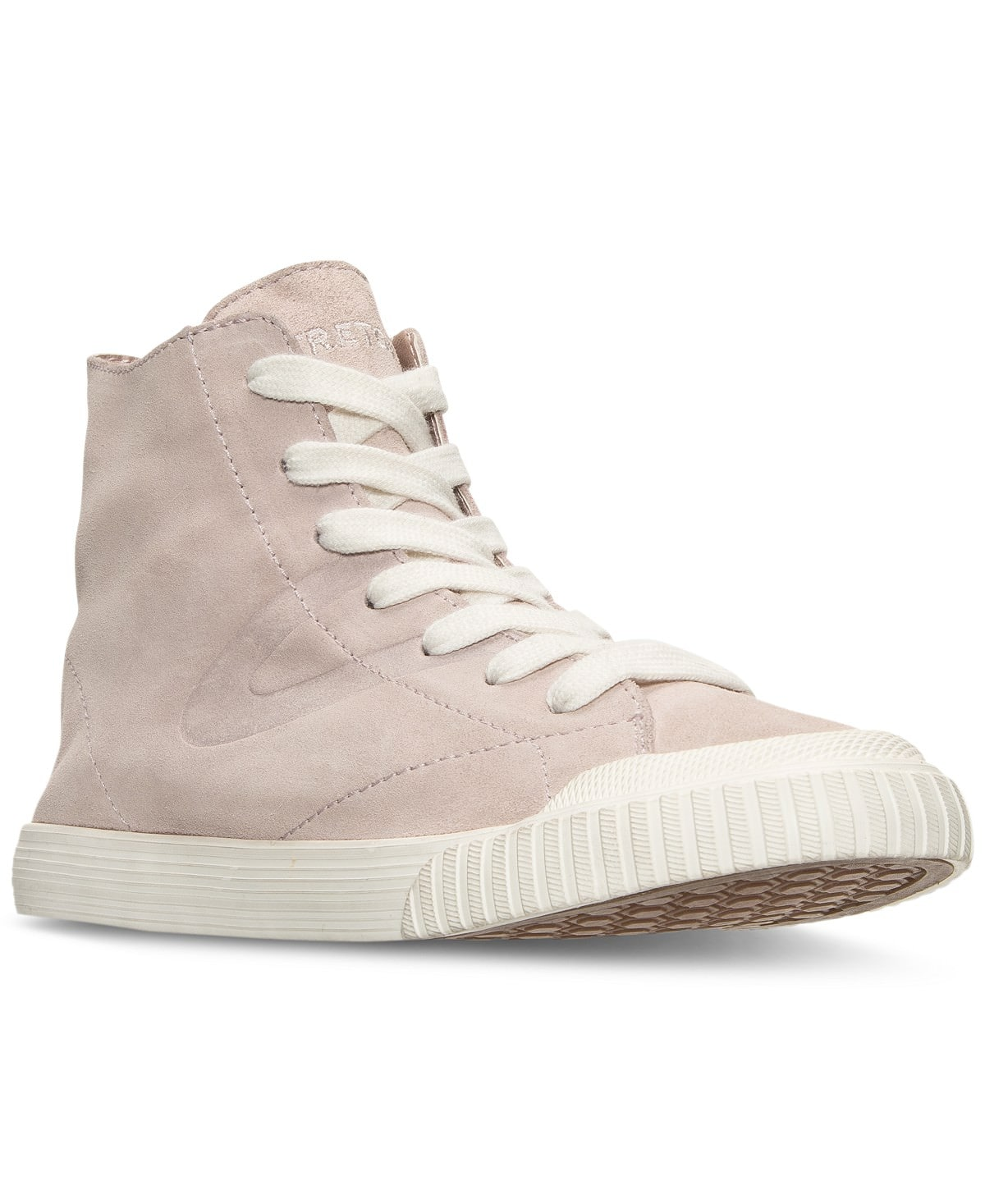 Tretorn Women's Marley 2 High Suede High Top Casual Sneaker $22.50, More + $3 shipping