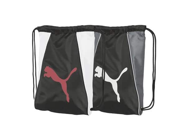 2-Pack Puma Cat Carry Sack $9.50 ($4.75 each), 2-Pack Puma Forever Carry Sack $13 ($6.50 each) + free shipping with Prime
