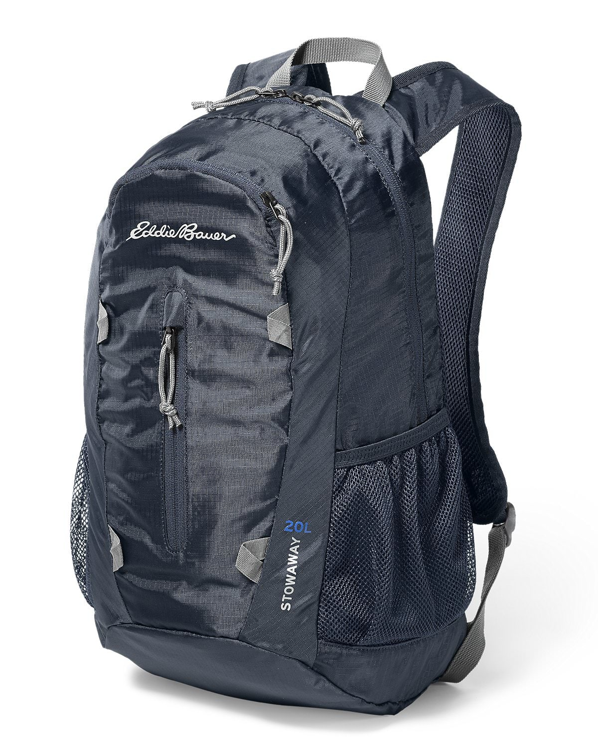 20L Eddie Bauer Stowaway Packable Daypack (various colors) $15 + free shipping, More