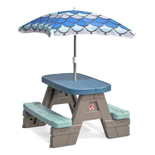 Kohls Cardholders: Step2 Picnic & Play Table Set (Table & Umbrella ...