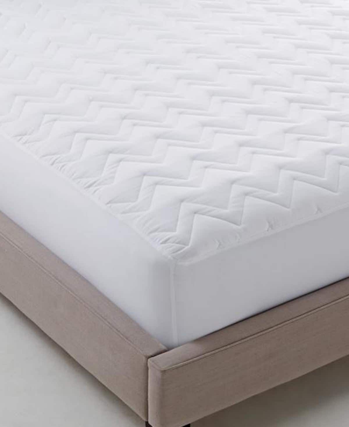 Martha Stewart Essentials Classic Quilted Twin or Twin XL Mattress Pad $10 + free store pickup at Macys