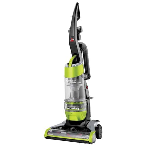 Kohls cardholders: BISSELL PowerClean Rewind Bagless Vacuum + $10 Kohls Cash $56, Pet Hair Eraser Bagless Upright Vacuum + $20 Kohls Cash $133, + free shipping