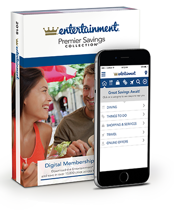 2018 Entertainment Book $9 + free shipping