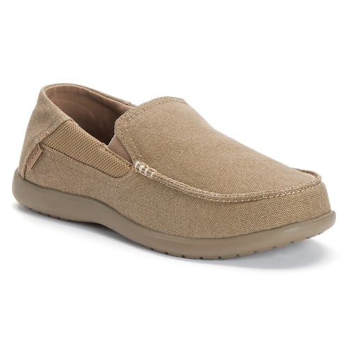 37ef77ef16d Kohl s Cardholders  Crocs Santa Cruz 2 Luxe Men s Loafers ...