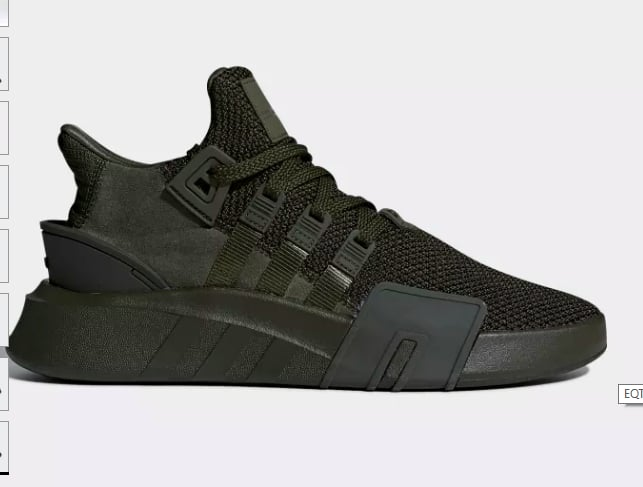 adidas Men's EQT Bask ADV Shoes $58.80, EQT Support Mid ADV Primeknit $78.40, NMD_R1 Primeknit $83.30, More + free shipping