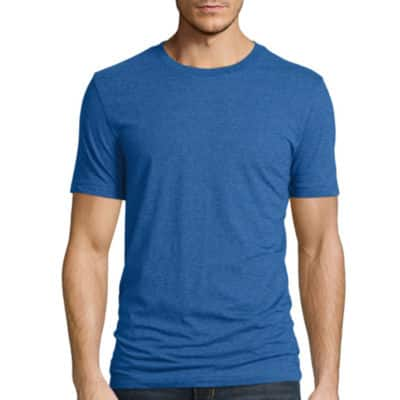 Arizona Short Sleeve Crew or V-Neck T-Shirt 6 for $20 ($3.33 each) + free same day pickup at JCPenney