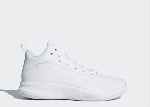 a5ffca8a8fc1 adidas Men s Cloudfoam Ilation 2.0 4E Shoes (White) - Slickdeals.net