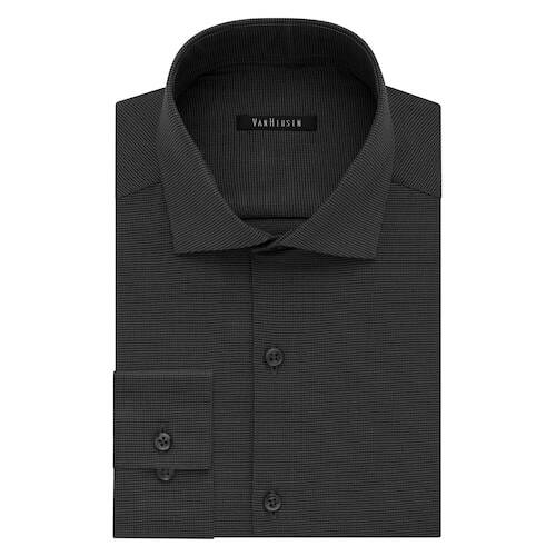 Kohls Up to 90% off Apparel Clearance + 20% Off: Big & Tall Van Heusen Slim-Fit Comfort Soft Wrinkle-Free Dress Shirt $4, Stretch Crewneck Tee $2, More + shipping