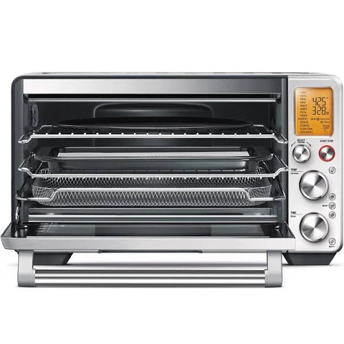 Breville BOV900BSS 1800W Smart Air Electric Oven $300 + free shipping via Google Express