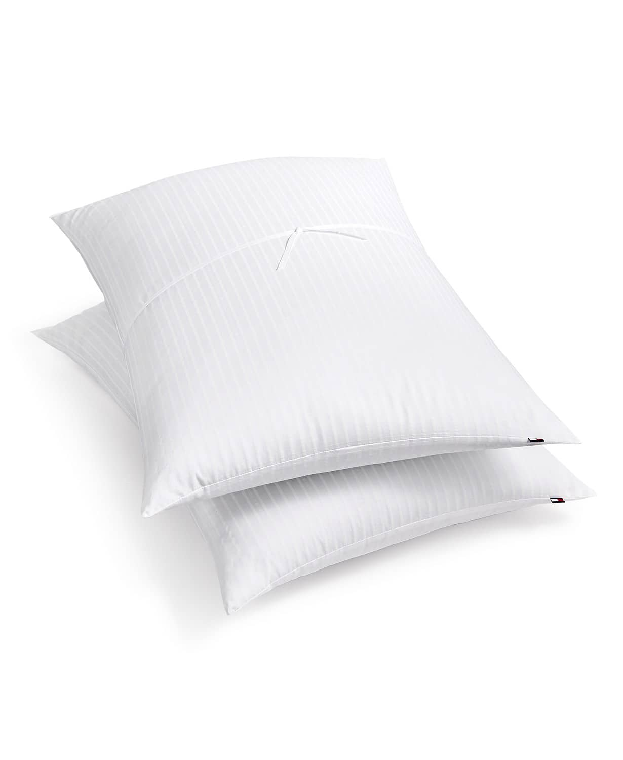 2-Pack Tommy Hilfiger or Nautica Standard Pillows $10 ($5 each pillow) + free shipping + $10 Macy's eGift Card on orders over $25 via Slickdeals rebate $9.99