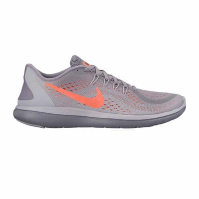 182eb8508c2a1 Nike Flex 2017 RN Mens Running Shoes (grey)  40