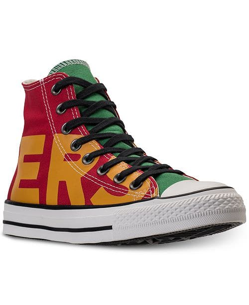 Converse Men's Chuck Taylor All Star Wordmark High Top $22.50, More + free shipping on $25+